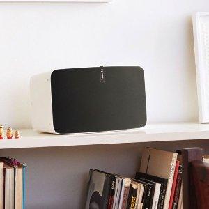 $599 来自餐馆的世界品牌Sonos Play 5 WIFI音箱 非凡的音质 超高分的评价