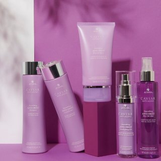 $32.78Amazon Alterna Anti-Aging Anti-Frizz Shampoo and Conditioner Set
