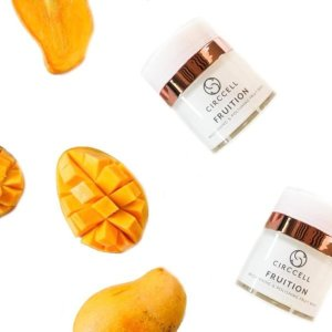 CirccellFruit Mask for Face and Oily Skin - Vitamin C Face Mask | Circcell Skincare