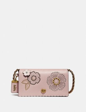 Dinky With Tea Rose Rivets | COACH