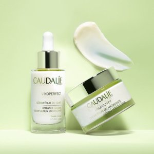 100% for Frontline RespondersToday Only: Caudalie Beautyunited Vinoperfect Bundle