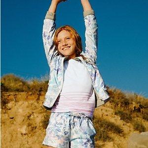 任意单免邮免退 成人也能穿 价格更便宜Lululemon 青少年款上新 后背编织运动背心 新花色运动裤