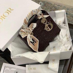 低至7折 黄金码暂全Dior 高定鞋包、配饰热卖 好价入猫跟鞋、lady dior