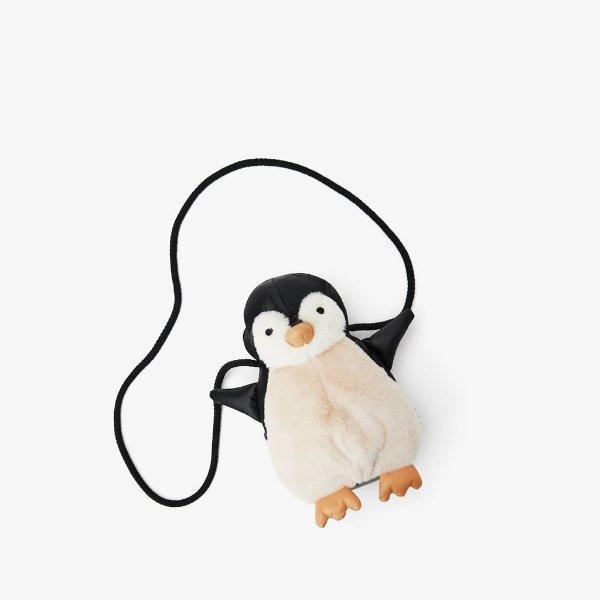 企鹅斜挎包