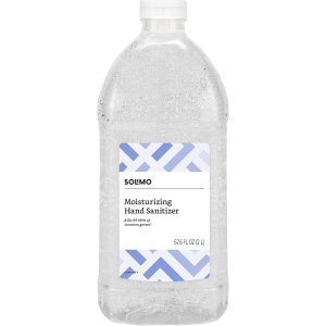 $11.99Amazon Brand - Solimo Hand Sanitizer, Original Scent, 67.6 Fl Oz
