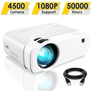 ELEPHASHD 1080p超长待机投影仪