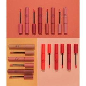 3 CONCEPT EYES Velvet Lip Tint (10 Colors) | YesStyle