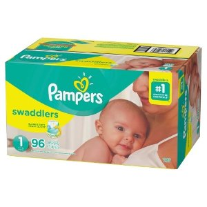 PampersSwaddlers Diapers Super Pack (Select Size)