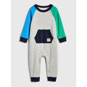 GapStripe Colorblock One-Piece