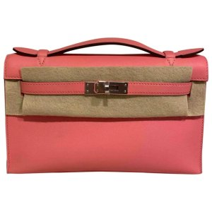 HermesKelly Clutch leather clutch bag 18 Hermes