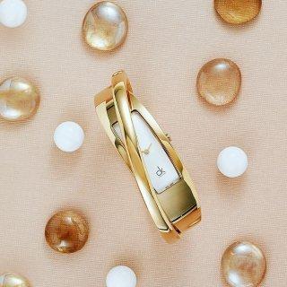 低至$34.96+包邮 $45.99 收超美手镯表最后一天:Ashford 精选 Calvin Klein 时装腕表节日热卖 白菜价