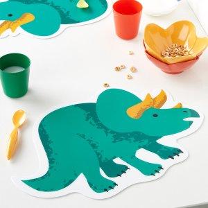 Simons Maison三角龙儿童餐垫