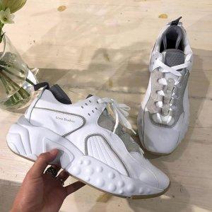 8.5折收 潮人最爱小白鞋Acne Studios 精选新款运动鞋热卖