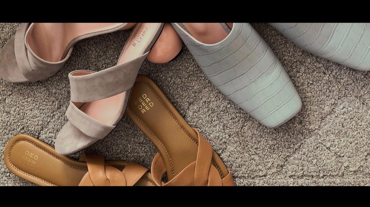 Pedder Red众测报告|好品味的姑娘都在穿穆勒鞋
