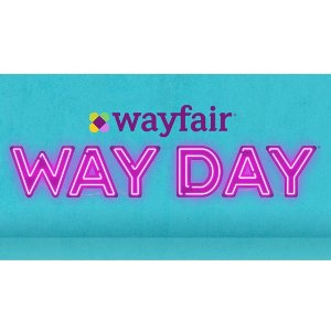 Up to 80% Off + Free ShippingWayfair Way Day Sale