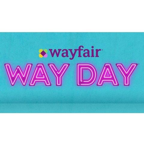 Wayfair 年度盛典Way Day 精选家居家饰48小时大促