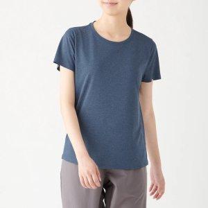 Women Sweat Absorbent Short Sleeve T-Shirt
