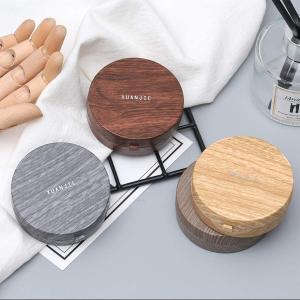 仅售€7.29MILISTEN 隐形眼镜盒 设计简约 4色木纹 精致女孩的选择