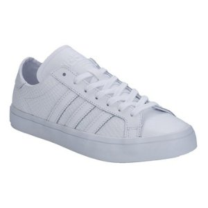 Adidas 女款小白鞋
