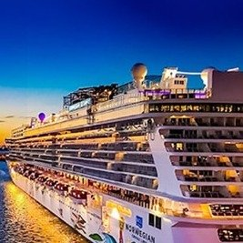 Up to $245 ValuePay Your All Norwegian Cruise Tips On Board@ CruiseDirect