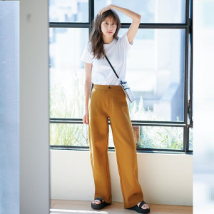 As Low as $9.9Uniqlo Wide Fit Pants
