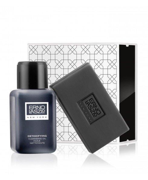 黑皂+洁面油