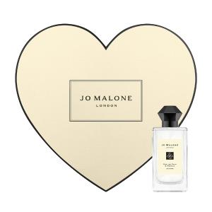 超限量!白色情人节礼物get!Jo Malone祖马龙❤心型盒子+英国梨搭配!