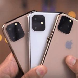 19' iPhone发布会日期疑似锁定9月上新iPhone 11将开卖 浴霸3摄+超级防抖+18W快充