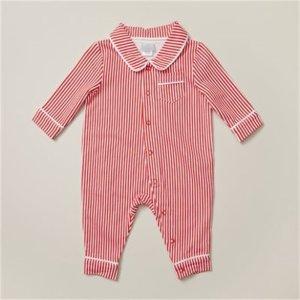 婴儿睡衣12-18个月