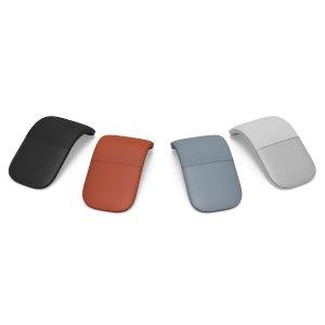 低至5.2折 €46.9收薄荷绿Microsoft Arc 无线鼠标热促 一款能屈能伸的高颜值鼠标
