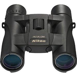 $39 包邮Nikon ACULON A30 10x25 双筒望远镜 翻新版8263B