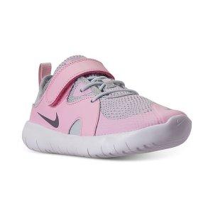 $30封顶 封面小白鞋手慢无Nike、Adidas、New Balance 等儿童运动鞋特卖