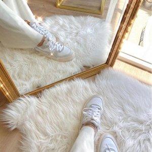€36起收小白鞋 明星博主同款黑五价:Puma官网 新年大促来袭 折扣区低至5折 折上再8折