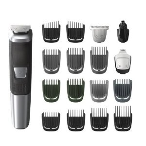 $20 Philips Norelco Multigroom 5100 Grooming Kit - 18 Length Settings QG3364/49