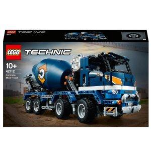 LEGO 科技组混凝土搅拌车42112 比官网低$25