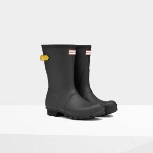 HunterWomen's Original Short Back Adjustable Rain Boots