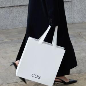 2.7折起!半身裙€31.05COS 折扣区热销专区 北欧风极简连衣裙、小上衣、开衫速收