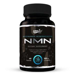 GMP Vitas® NMN Nicotinamide Mononucleotide NAD+ 60 Capsules
