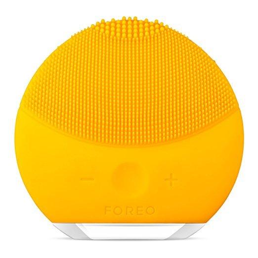LUNA mini 2 洗脸刷 黄色