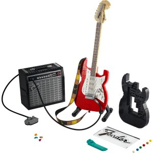 LegoFender® Stratocaster™电吉他 21329 | Ideas
