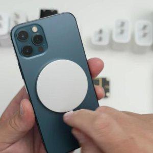8折仅€35.95 不用拔插更方便Apple MagSafe 磁吸式充电器热促 iPhone 12系列专用快充