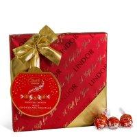 Lindor 牛奶松露巧克力礼盒 22颗装