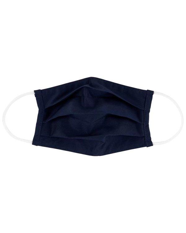 儿童藏青色口罩