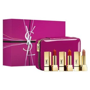 YSL BeautyRouge Pur Couture Trio Set | Make Up Gift Set | Yves Saint Laurent Beauty