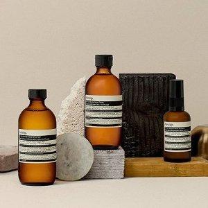 Up To 25% OffAESOP Skincare Products @skincarerx