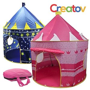 As Low As $13.49Creatov design Kids Tent Toy Princess Playhouse @ Amazon