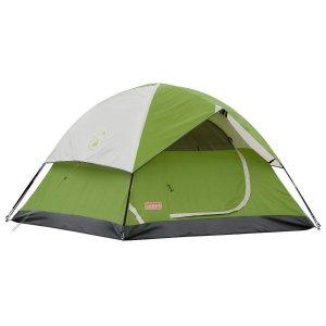 $53.00(原价$84.99)Coleman 圆顶户外易搭建帐篷