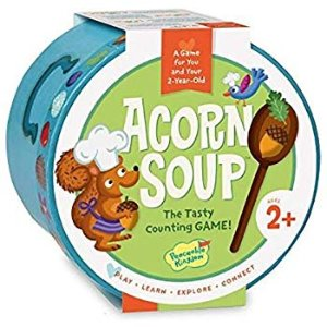 Amazon.com: Peaceable Kingdom Acorn Soup - Game for You and Your 2-Year-Old: Toys & Games