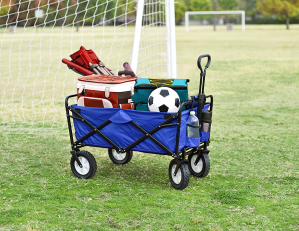 $42Mac Sports Collapsible Folding Outdoor Utility Wagon @ Amazon.com