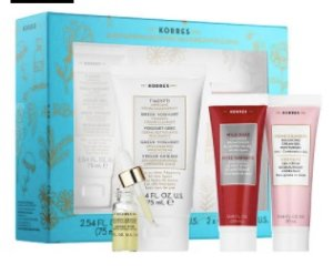 Greek Wonders Skin Kit - KORRES   Sephora